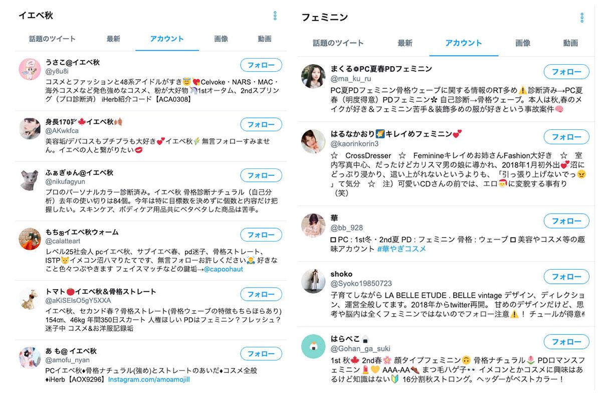 収集 twitter 情報