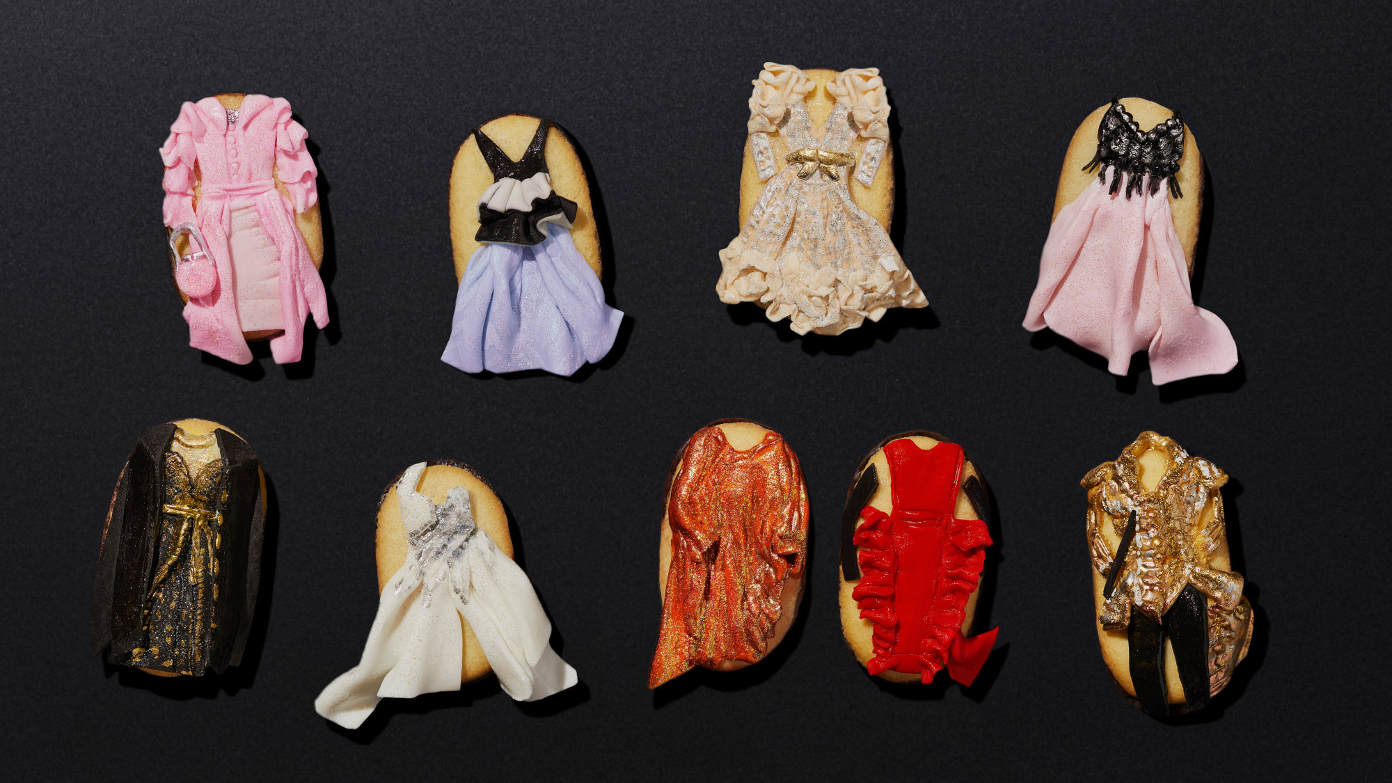 On Twitter The Award For Bestdressedcookies Goes To Milano